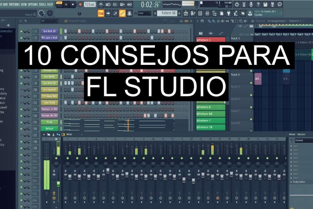 10 tips para FL Studio