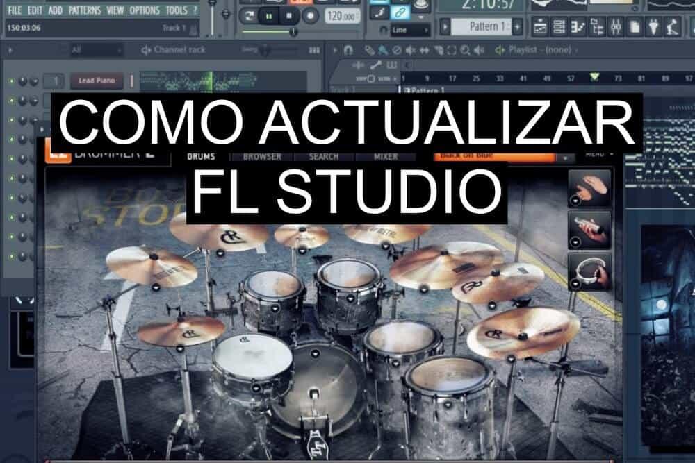 Actualizar versión de FL Studio