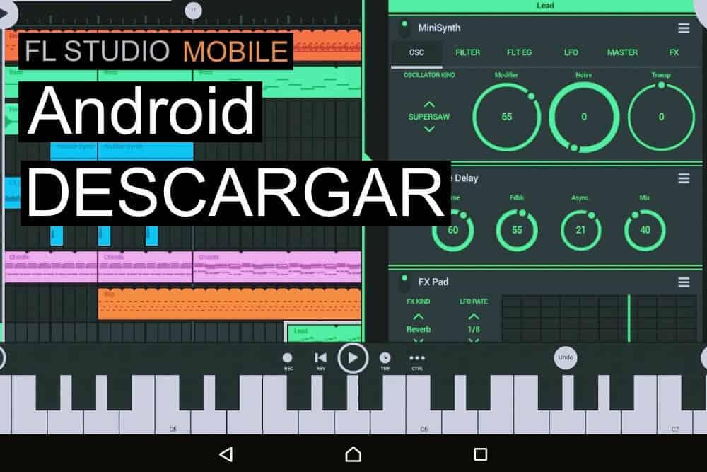 Descargar FL Studio para Android