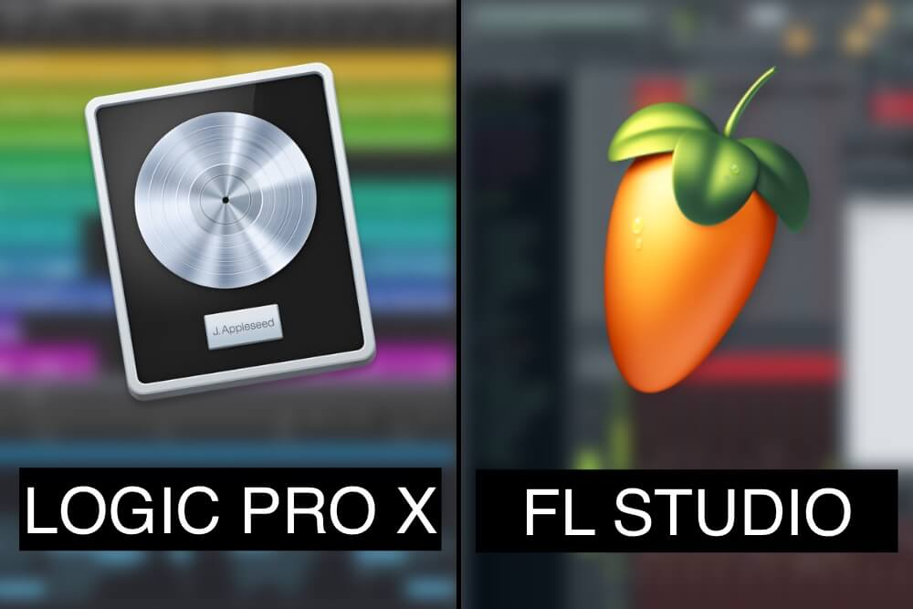 Logic Pro X vs FL Studio