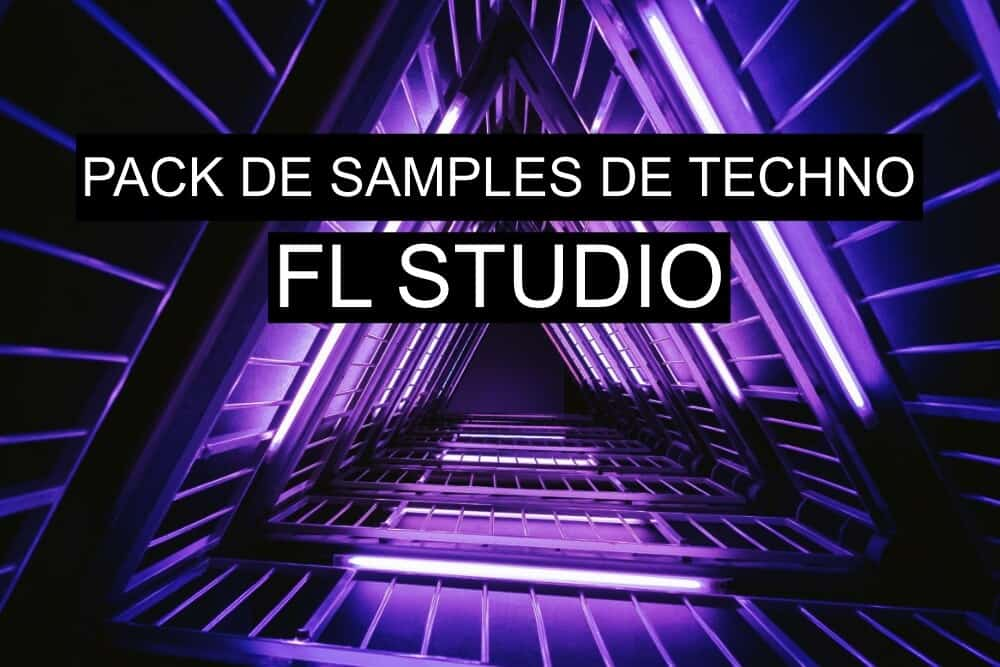 Los mejores pack de samples de Techno