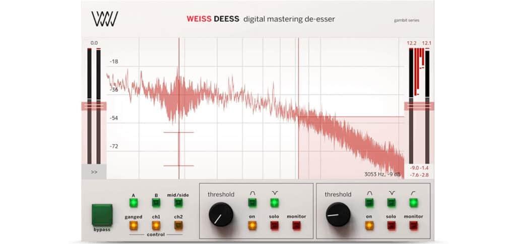 Softube Weiss Deess
